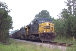 CSX 374 (N152) heading north
