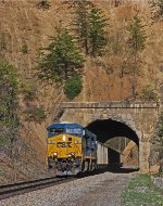 CSX MTY Coal Train
