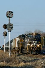 NS 13K at N. Leesburg