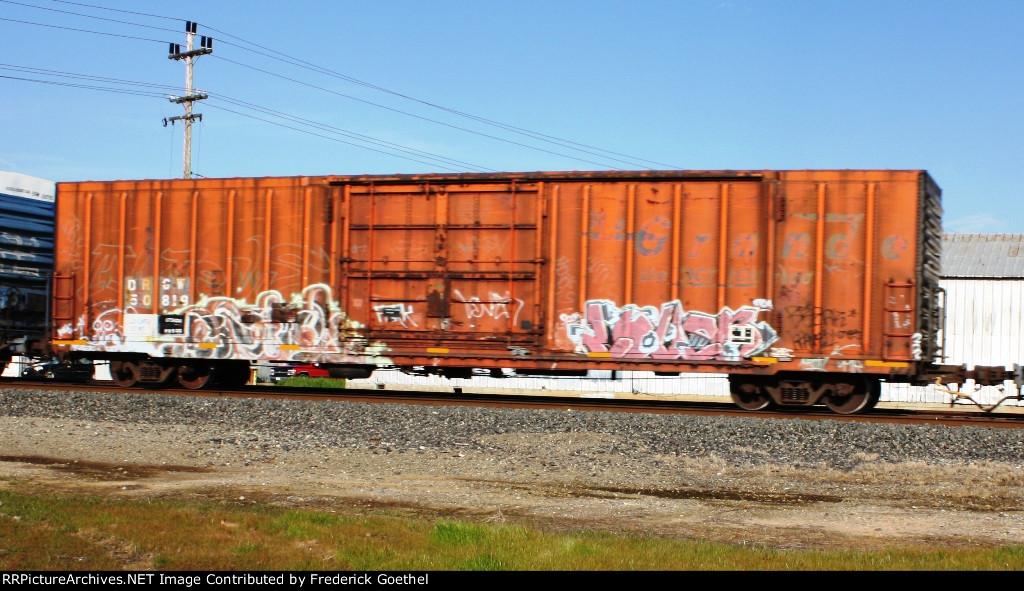 DRGW 50819
