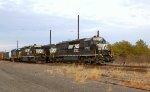 NS SD45-2s 1702 & 1703 w/ WPOI-16