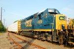 CSX GP40-2 6129