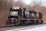 NS SD40E 6316