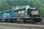 NS SD40-2 3350 & 3349