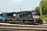 NS SD80MAC 7213