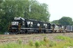 NS SD40E 6310 leads 65J