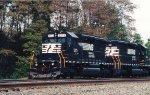 NS SD40-2 3373