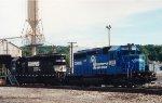 NS SD40-2 3359 & SD40-2 3344