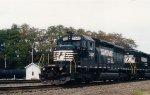 NS SD40-2 3342