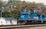 NS SD70 2562