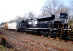 NS SD70ACe 1017 on 18G