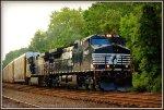 NS 9-40CW 9607 leads 18N