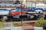 NS 9-40CW 9488 & NS GP38-2 5178