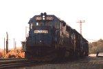 Conrail GP38-2 8258