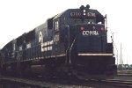 Conrail SD50 6700