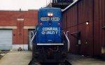 Conrail SD60I 5584