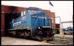 Conrail 8-40CW 6063