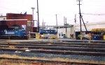 Conrail 8-40CW 6063 & GP10 7519