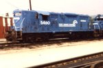 Conrail GP8 5460