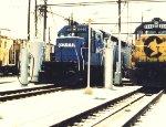 Conrail SD40-2 6440