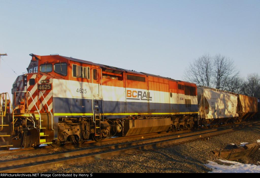 BCRail 4625