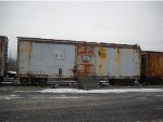 MOW Boxcar at Selkirk