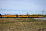 UP SD40-2s