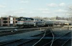Amtrak 141 - The Bay State arrives