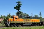 BNSF 2167
