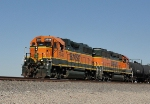 BNSF 2348 and 1826