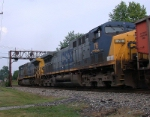 EB coal train