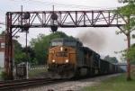 WB coal train