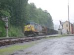 WB empty coal train