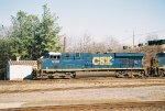 CSX ES40DC 5368