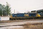 CSX ES44DC 5483