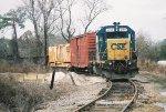 CSX GP38-2 2759