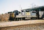 CSX GP38-2 2779