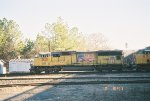 Union Pacific SD70M 5125