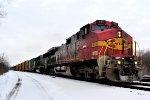 BNSF 652