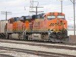 BNSF 5976 & 6268