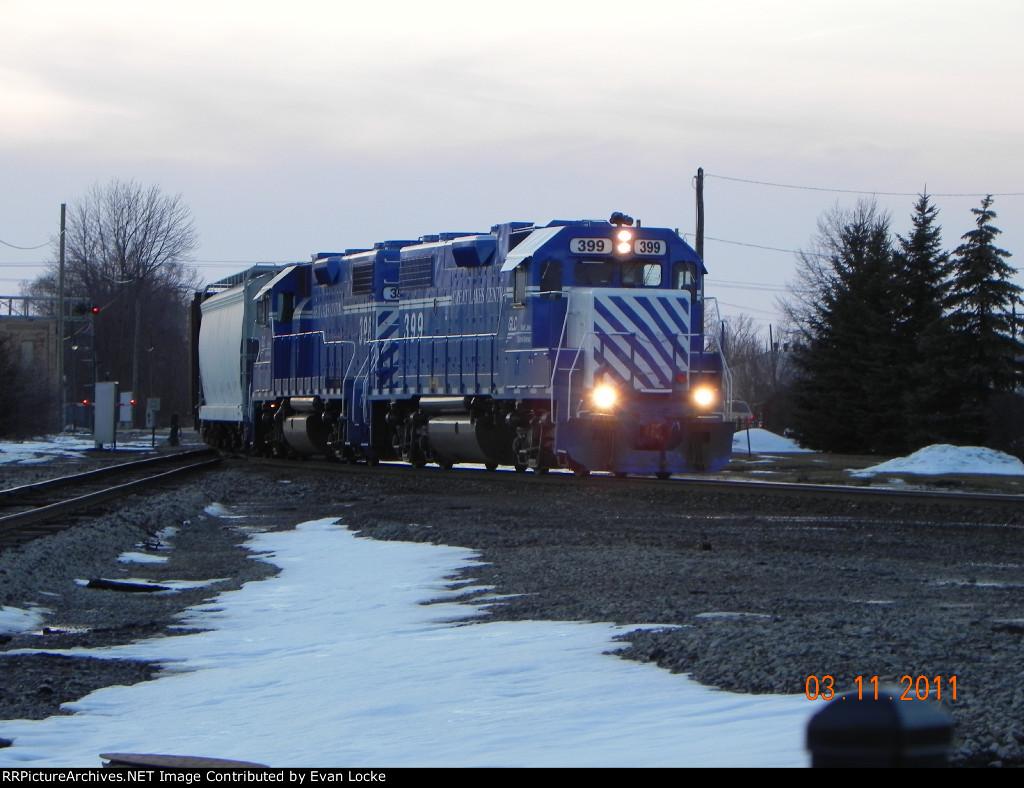 GLC 399