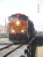 CN L501 BNSF 4967