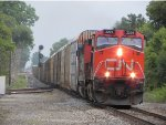 CN 2204 Leads CN M371 off the Holly Sub