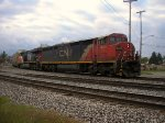 "CN 502 sits dead on Port Huron wye. When I say the term ""Dead"" I mean the crew has timed out."