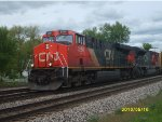 CN 2260 Powers a Huge M397 