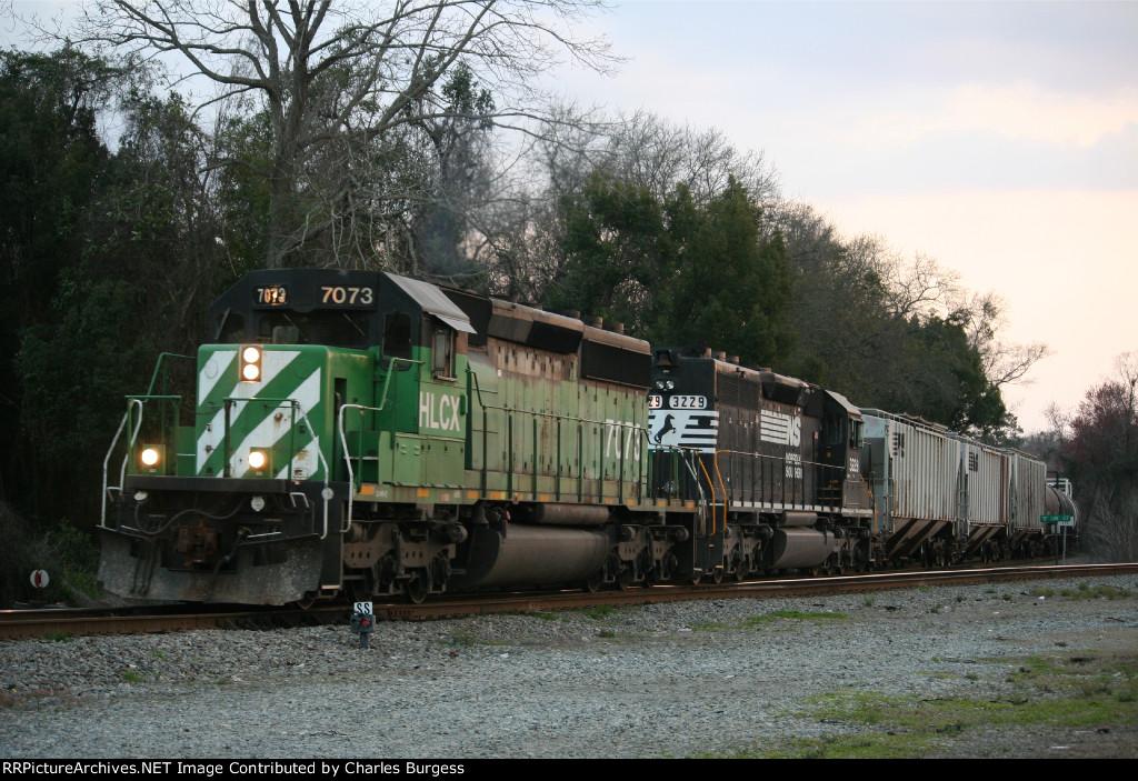 HLCX 7073