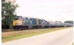 CSX Business Train