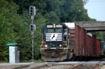 NS Switches the CSX