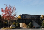 CSX In Fall