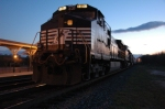 NS 8891 At Dusk